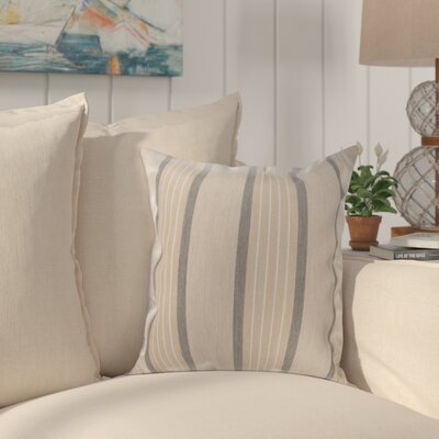 Hegarty Indoor/Outdoor Throw Pillow Size: 24 x 24