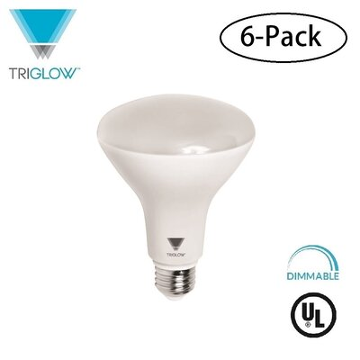 100W Equivalent E26 LED Spotlight Light Bulb Bulb Temperature: 3000K