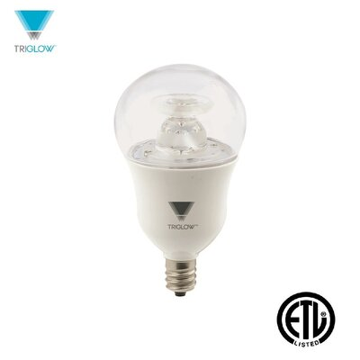 40W Equivalent E12 LED Standard Light Bulb