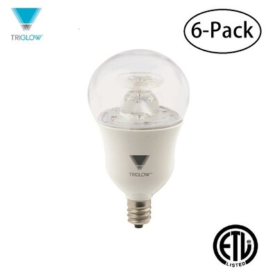 40W Equivalent E12 LED Standard Light Bulb