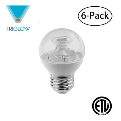 40W Equivalent E26 LED Globe Light Bulb