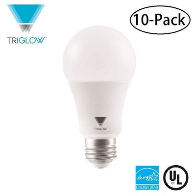 100W Equivalent E26 LED Standard Light Bulb Bulb Temperature: 3000K
