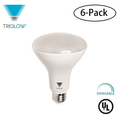 65W Equivalent E26 LED Spotlight Light Bulb Bulb Temperature: 5000K