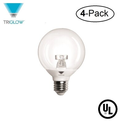 40W Equivalent E26 LED Globe Light Bulb