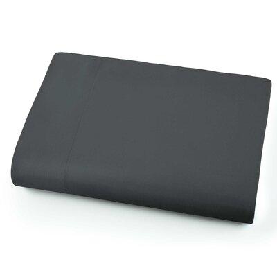 Chadwell Microfiber Flat Sheet Color: Slate