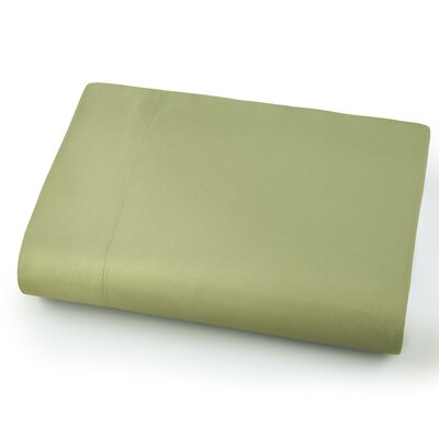 Chadwell Microfiber Flat Sheet Color: Sage Green