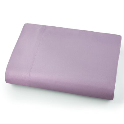 Chadwell Microfiber Flat Sheet Color: Lavender