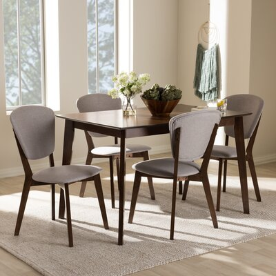 Chaparro 5-Piece Dining Set