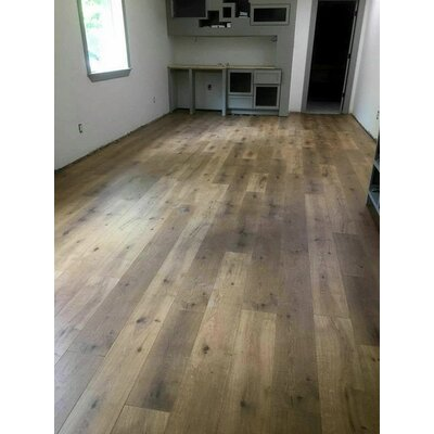 8 x 72 x 12mm Chestnut Laminate Flooring in Frontier