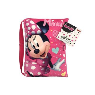 Disney Minnie Mouse Storytime Lumbar Pillow