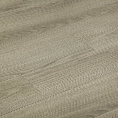 8 x 48 x 12mm Beech Laminate Flooring in London Fog