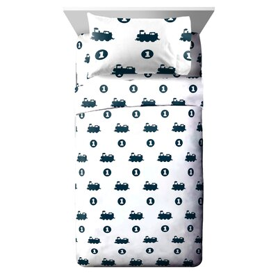 Thomas The Tank Engine Choo Choo 3 Piece Twin Sheet Set