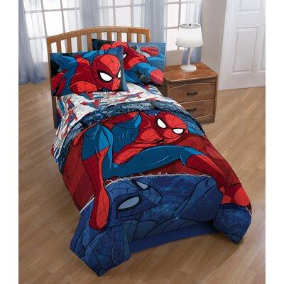 Marvel Spiderman Burst Twin Reversible Comforter JF27865