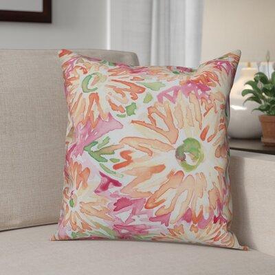 Hillwill Vivid Daisy Bouquet Throw Pillow
