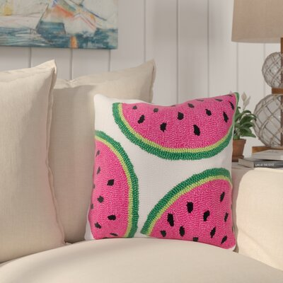 Bolinger Watermelon Throw Pillow