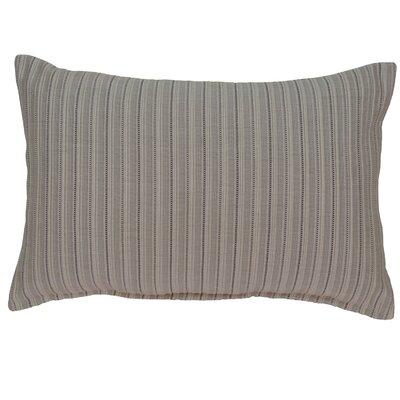 Grahm Ripple Stripe Throw Pillow