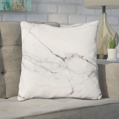 Holley Polyester Throw Pillow Size: 16 x 16