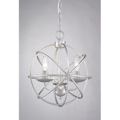 Meisner 3-Light Globe Pendant