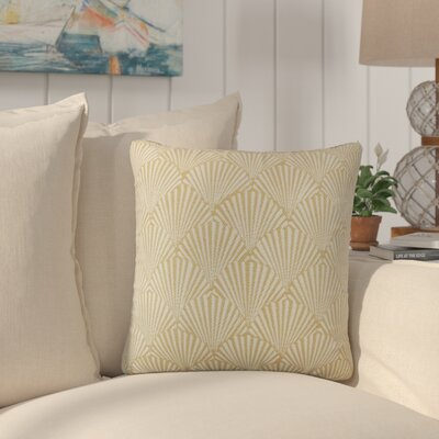 Dredgers Coastal Throw Pillow