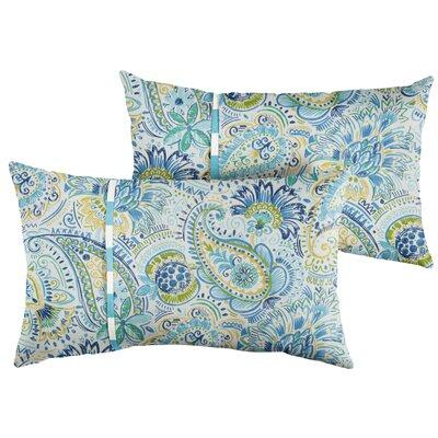 Yetta Indoor/Outdoor Lumbar Pillow