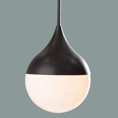 Aviana 1-Light Globe Pendant Finish: Oil Rubbed Bronze