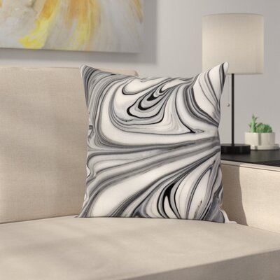 Surreal Art Square Pillow Cover Size: 16 x 16
