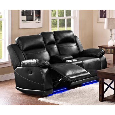 Robins Reclining Loveseat
