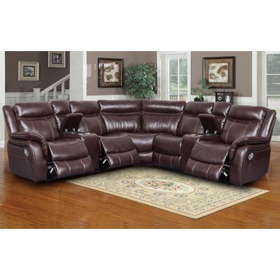 Elrod Reclining Sectional