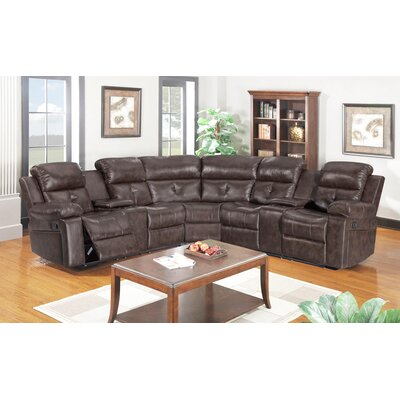 Elsass Reclining Sectional