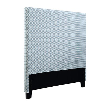 Elderton Upholstered Panel Headboard Size: Full/Queen