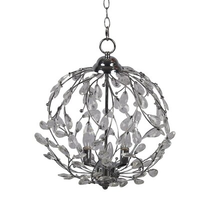Meister 3-Light Mini Chandelier
