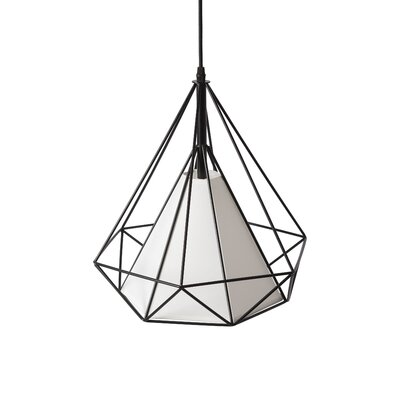 Estrada 1-Light Geometric Pendant