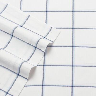 Plot 200 Thread Count Percale Sheet Set Size: Twin XL