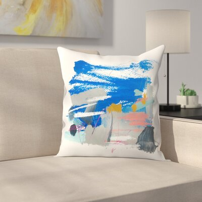 Olimpia Piccoli Another Hat Throw Pillow Size: 18 x 18