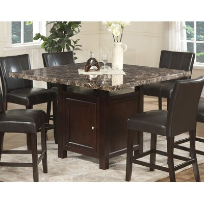 Alabarran 7 Piece Counter Height Dining Set