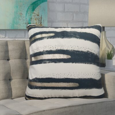 Coffin Cotton Throw Pillow