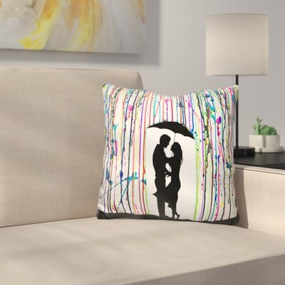 Precipice Throw Pillow