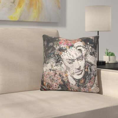 Armas De Mujer Throw Pillow