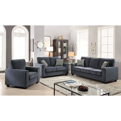 Lueras Sleeper Configurable Living Room Set