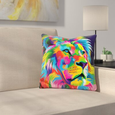 Lion New Throw Pillow
