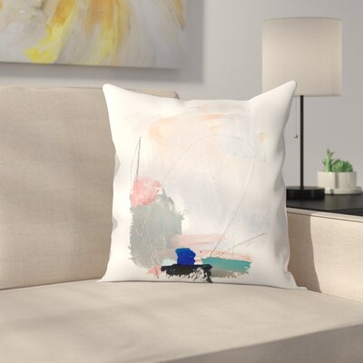 Olimpia Piccoli Where You Go Throw Pillow Size: 14 x 14