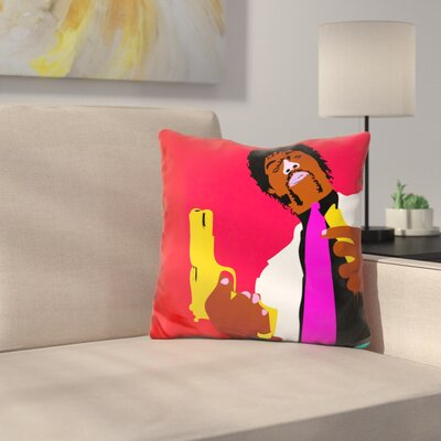 Jewls Throw Pillow