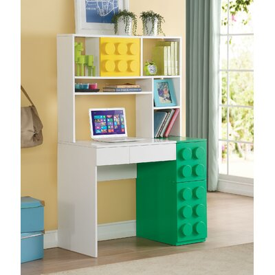 Jefcoat 30 H x 39 W Desk Hutch
