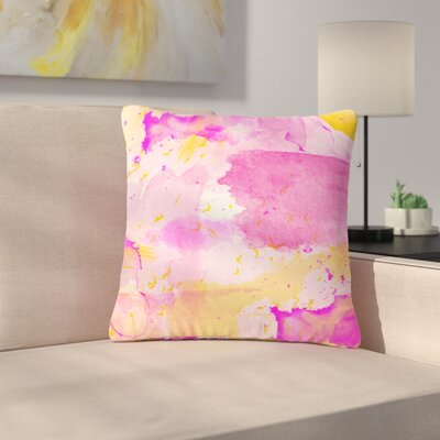 Shirlei Patricia Muniz Outdoor Throw Pillow Size: 18 H x 18 W x 5 D