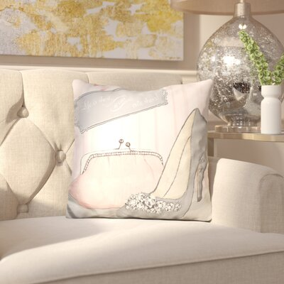 Blumer from Emilys Closet Throw Pillow