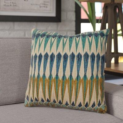 Costas Throw Pillow Color: Prairie