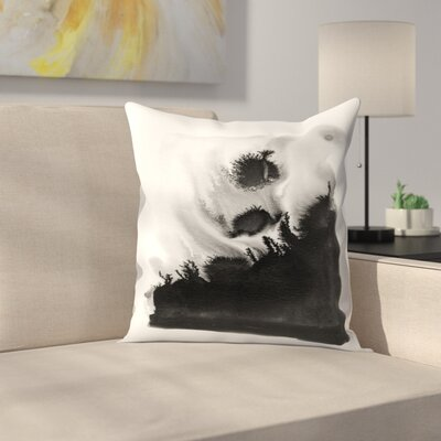 Throw Pillow Size: 18 x 18