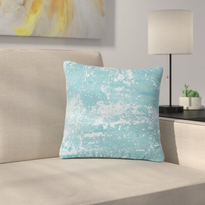 Jennifer Rizzo Galvanized Vintage Outdoor Throw Pillow Size: 16 H x 16 W x 5 D