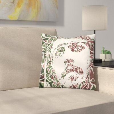 Jack Sparrow Throw Pillow