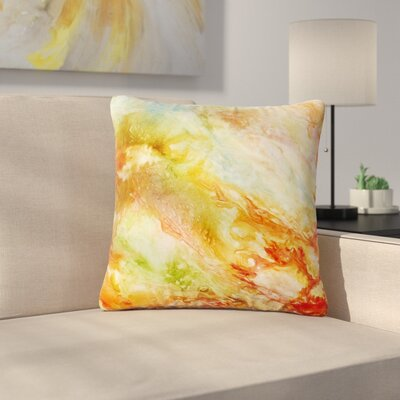 Rosie Brown Autumn Breeze Outdoor Throw Pillow Size: 16 H x 16 W x 5 D